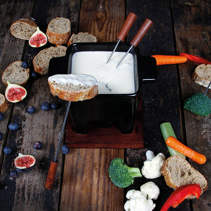 Mini zestaw do fondue marki Boska