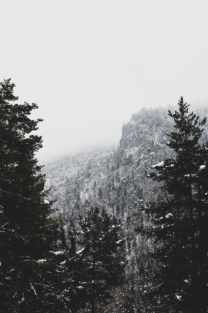 Zimowe ferie w górach