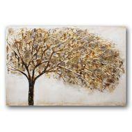 Obraz dekoracyjny Złote drzewo